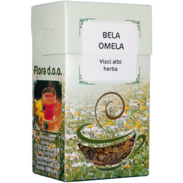 bela omela čaj