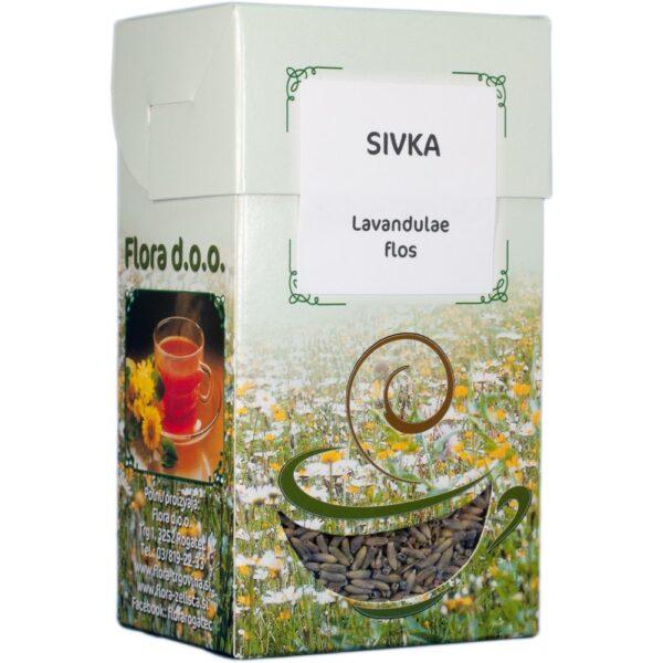 Sivka zeliščni čaj - Flora zelišča