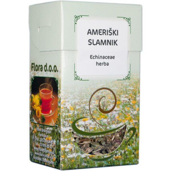 Ameriški slamnik zeliščni čaj