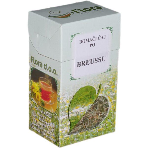 Čaj po Breussu