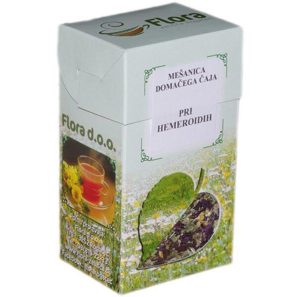 Čaj pri hemeroidih