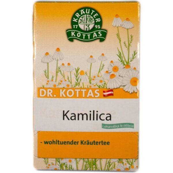 Kamilični čaj je z razlogom eden najbolj priljubljenih čajev. Je odličnega okusa in ima mnogo pozitivnih učinkov na naše telo ter lajša krče.