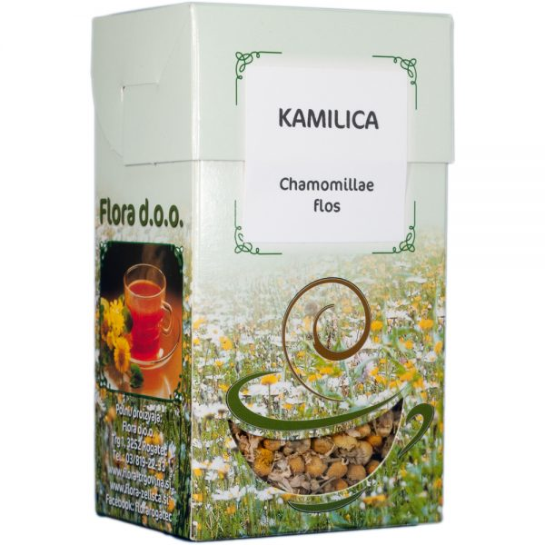 Kamilica čaj zeliščni