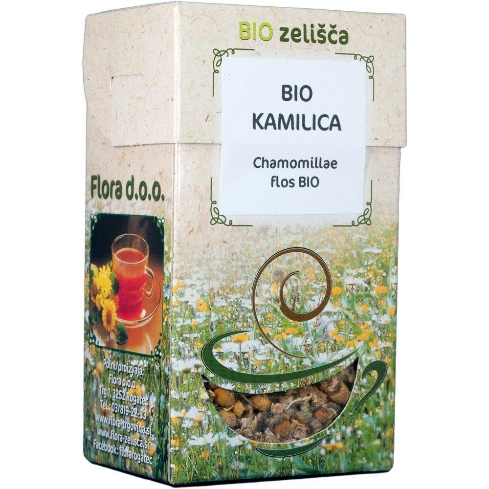 Kamilica čaj zeliščni BIO