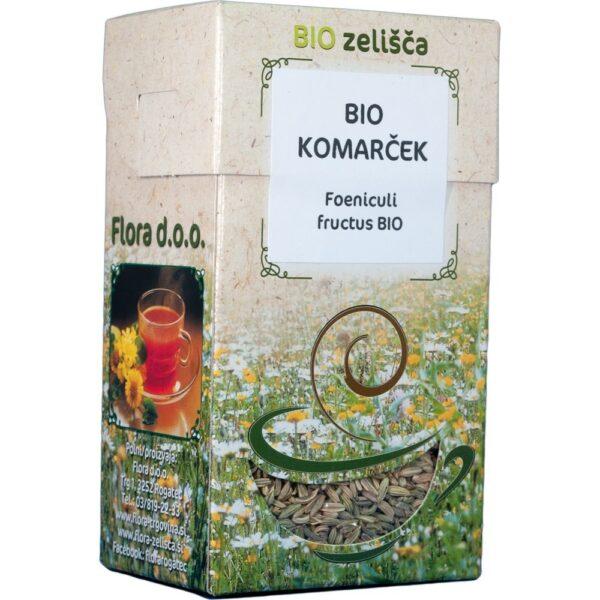 komarčkov čaj BIO