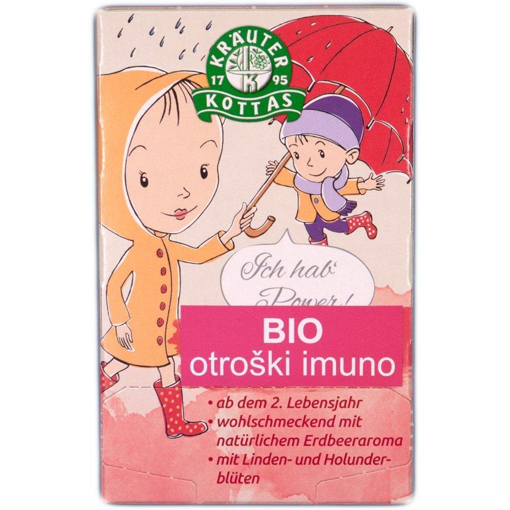Otroški imuno čaj