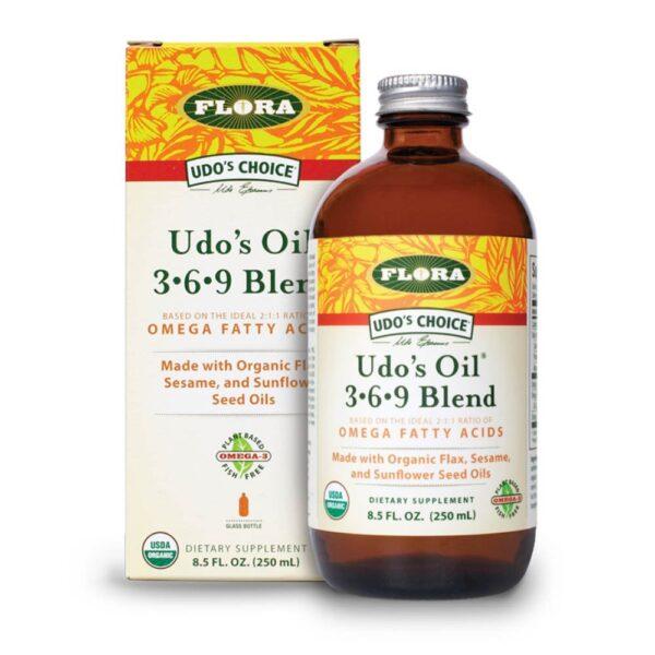 Udovo olje
