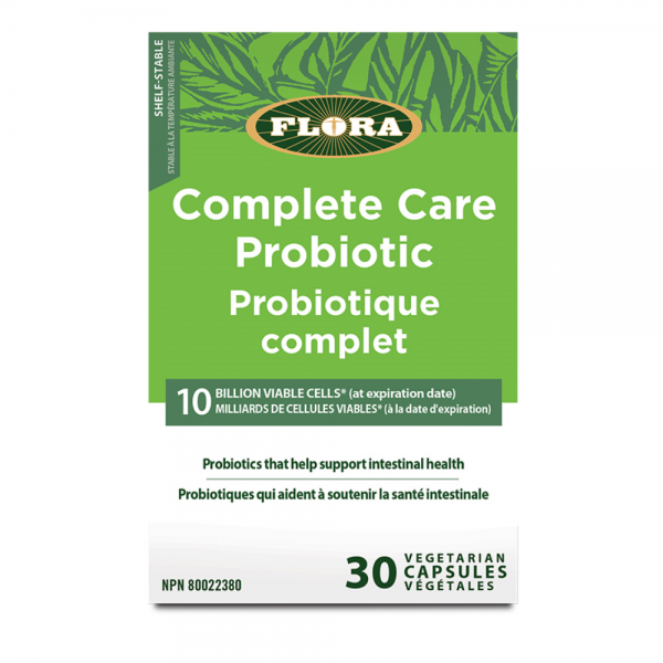 complete care probiotik 30 kapsul
