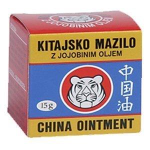 kitajsko mazilo