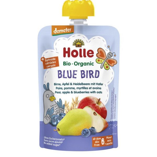 Holle blue bird sadni pire