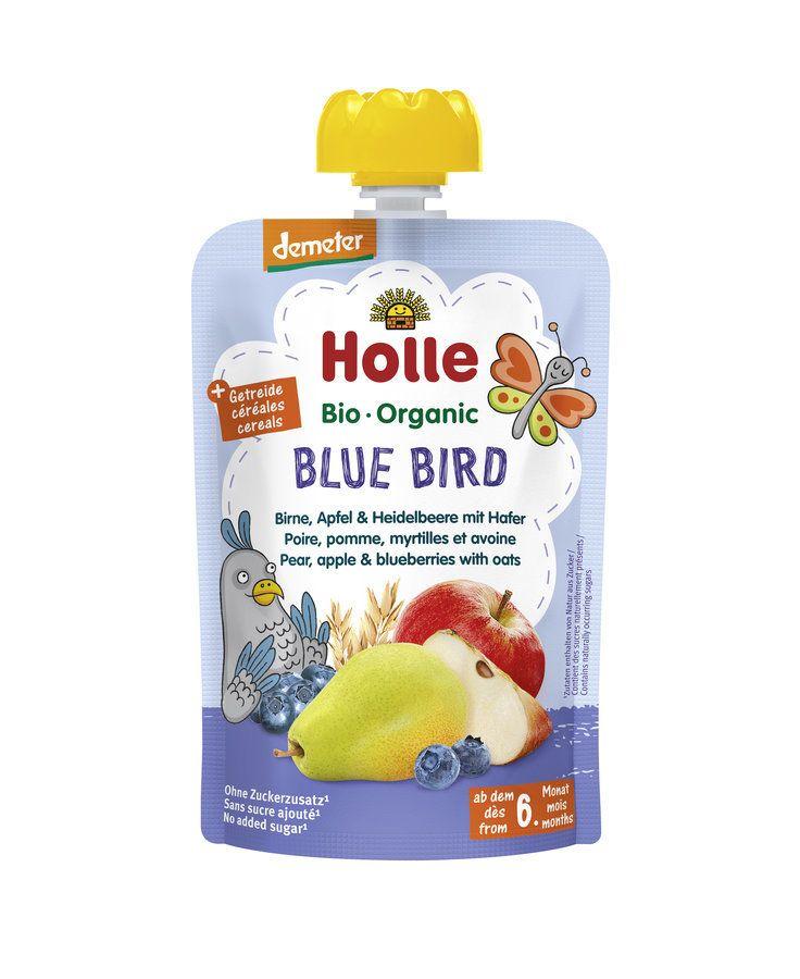 Holle blue bird sadni pire