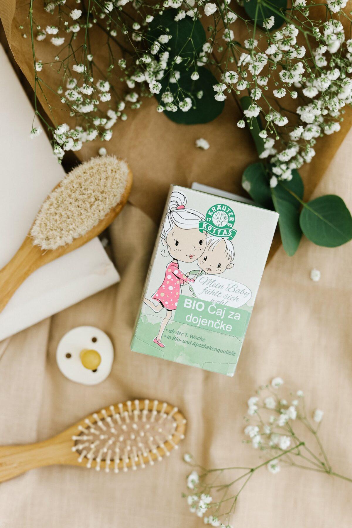Čaj za dojenčke BIO