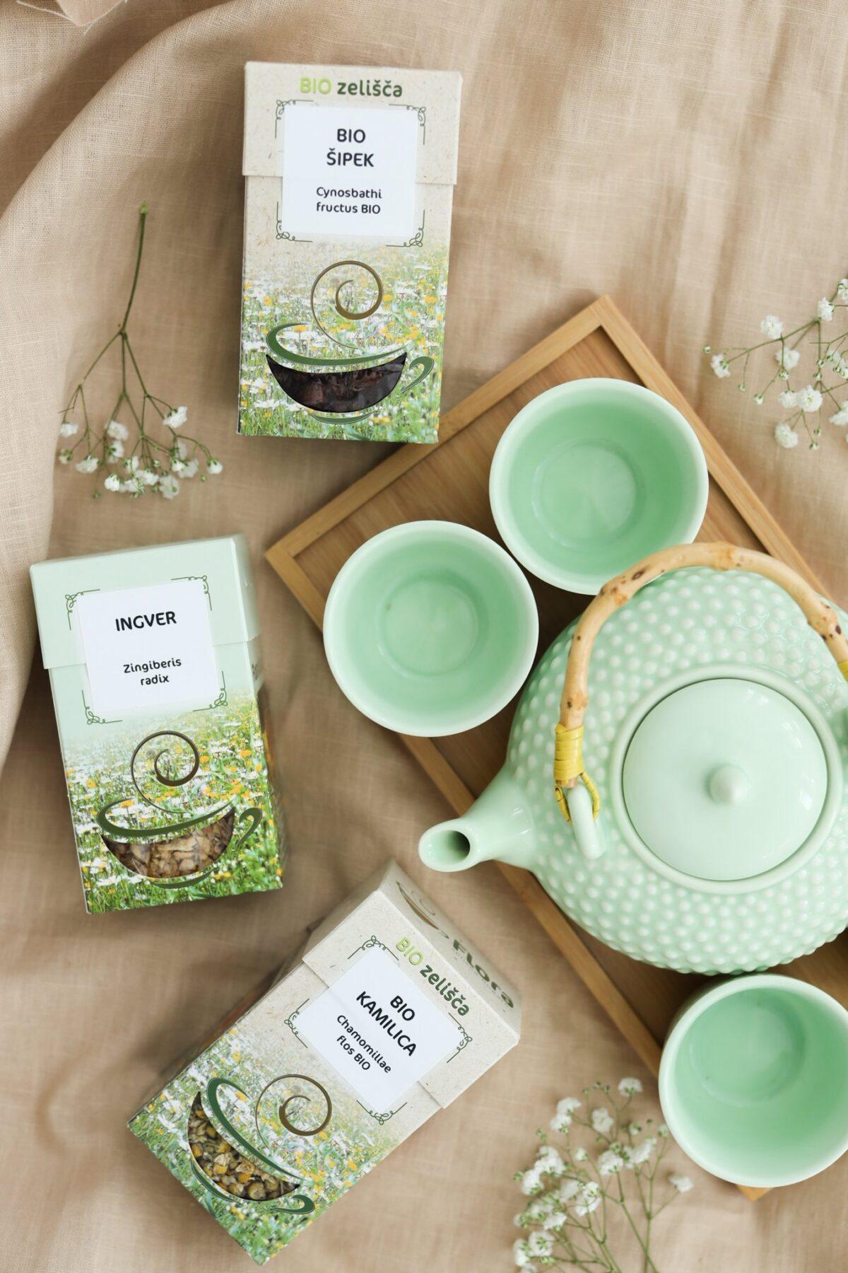 Čajni set Tanaka