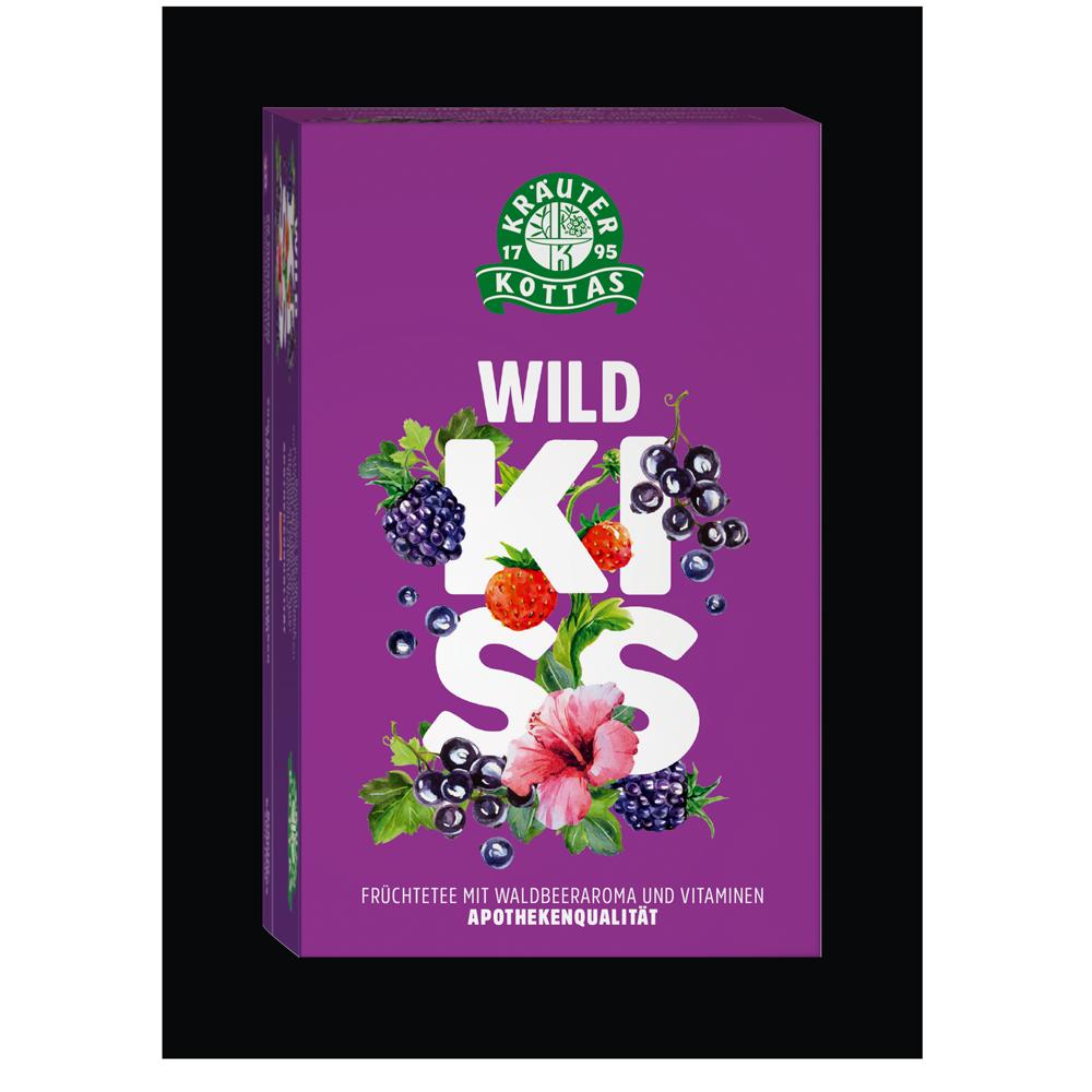 Wild kiss sadni čaj